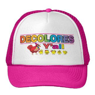 DECOLORES Y'all Cap
