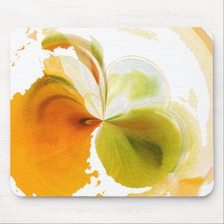 Deconstructed Lemonade Art Mousepad