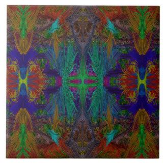Decor art tiles