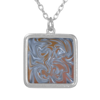 Decor Silver Plated Necklace