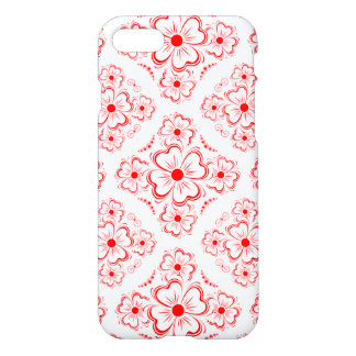 Decor with Floral Pattern iPhone 8/7 Case