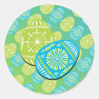 Decorate Eggs Stickers Sticker