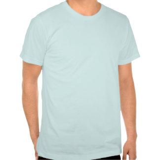 Decorated Blue Tribal Phoenix T Shirt