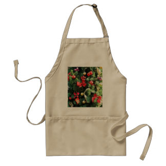 Decorated Christmas Tree Apron