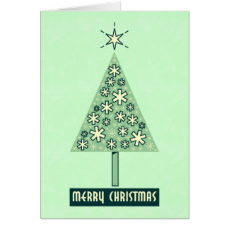Decorated Christmas Tree Cards