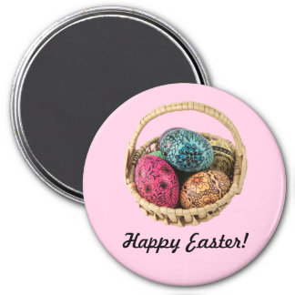 Decorated Egg Magnet