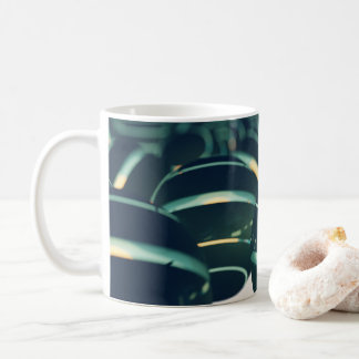 Decorated mug