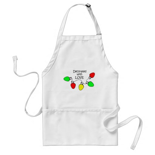 Decorated with Love Aprons