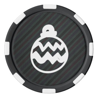Decoration Eggs Minimal Poker Chips Set