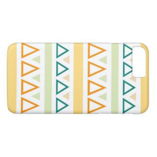 Decoration triangles iPhone 8 plus/7 plus case