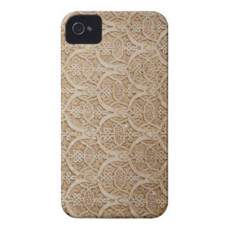 Decorations from the Alhambra Granada Spain iPhone 4 Covers