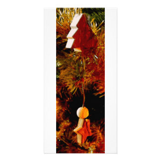 Decorations Photo Card Template