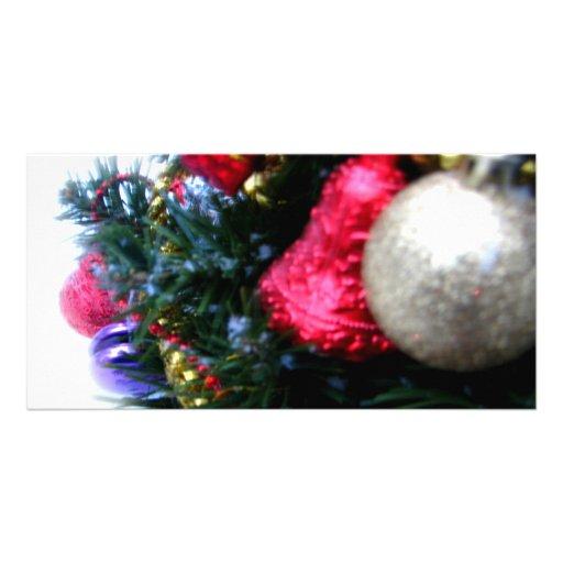 Decorations Photo Card