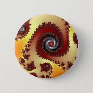 Decorative 6 Cm Round Badge