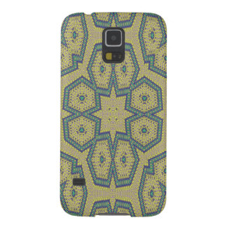Decorative abstract art galaxy s5 cases