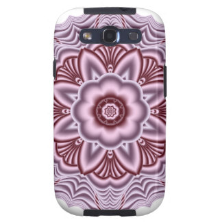 Decorative abstract Blackberry case Fantasy flower