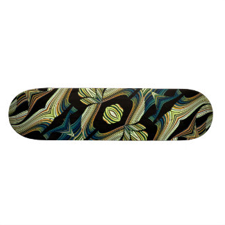 Decorative Abstract Desing Skate Deck