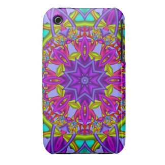 Decorative abstract iPhone 3 case-mate iPhone 3 Case-Mate Case