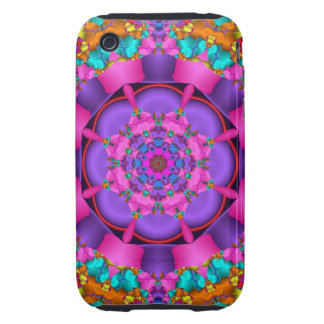 Decorative abstract iPhone 3G/3GS Case-Mate Tough™ iPhone 3 Tough Cases