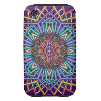 Decorative abstract iPhone 3G/3GS Case-Mate Tough Tough iPhone 3 Covers