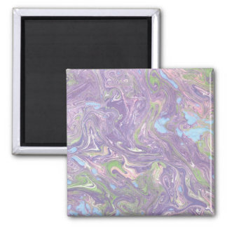 Decorative Abstract Magnet