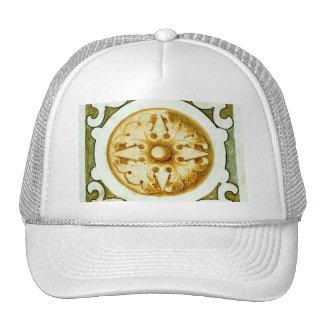 Decorative Art Cap