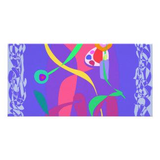 Decorative Art Picture Card