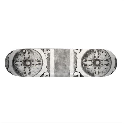 Decorative Art Skate Board Decks