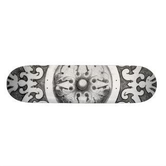 Decorative Art Skate Deck