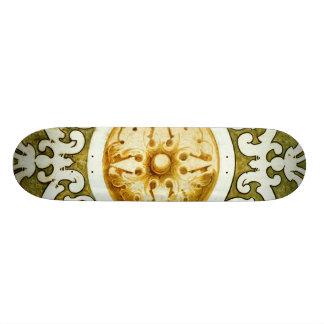 Decorative Art Skateboard