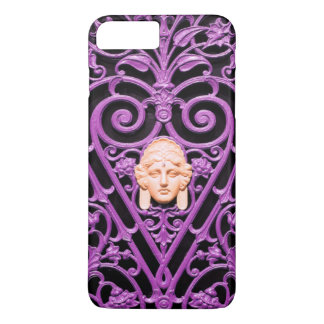 Decorative Art wrought iron Pink Iphone Case 2