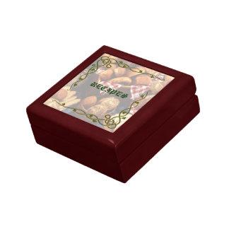 Decorative Bakery Recipe Gift Box