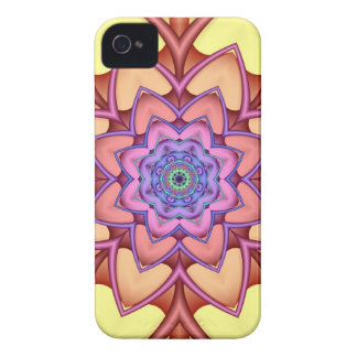 Decorative Blackberry bold case fantasy flower