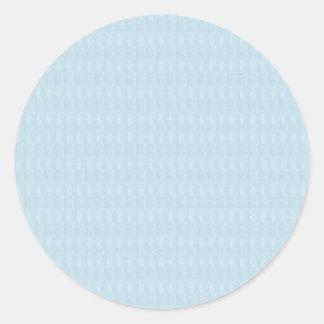 Decorative Blanks Chakra Artistic Texture Labels Classic Round Sticker