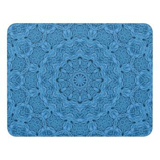 Decorative Blue Vintage Customizable Sign