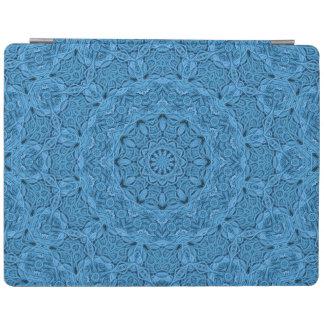 Decorative Blue Vintage  iPad Smart Covers iPad Cover