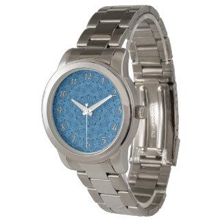 Decorative Blue Vintage  Vintage Womens Watch