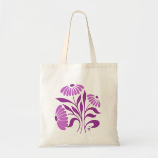 Decorative Budget Tote Bags