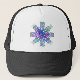 Decorative Celtic design. Trucker Hat