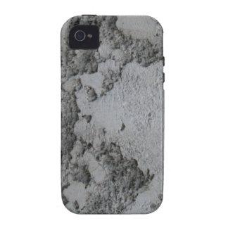 decorative cement plaste iPhone 4 cases