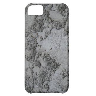 decorative cement plaste iPhone 5C case