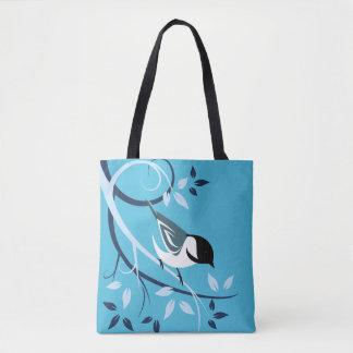Decorative Chickadee Bags