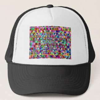 Decorative Colors Trucker Hat
