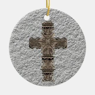 Decorative Cross Ornament