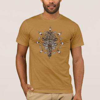 Decorative Cross T-Shirt