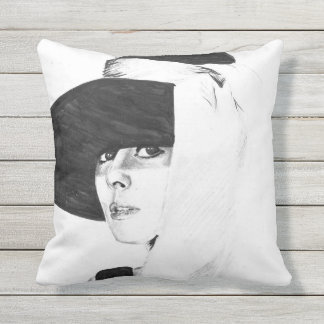 Decorative cushion vintage