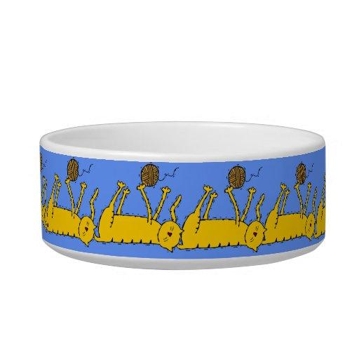 Decorative  Design Cat Dish Bowl Cat Bowls