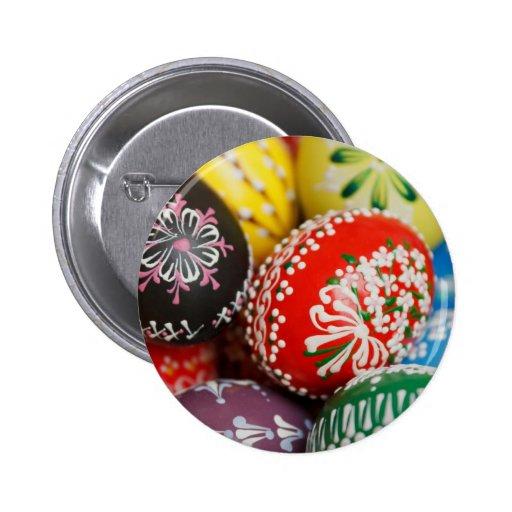 Decorative Eggs Button