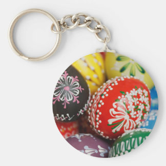 Decorative Eggs Keychains