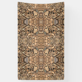 Decorative Floorcloth, Wall Hanging, Curtain, or Banner